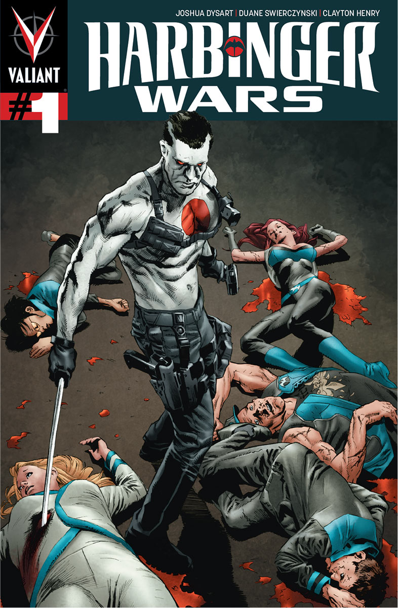 HARBINGER WARS #1