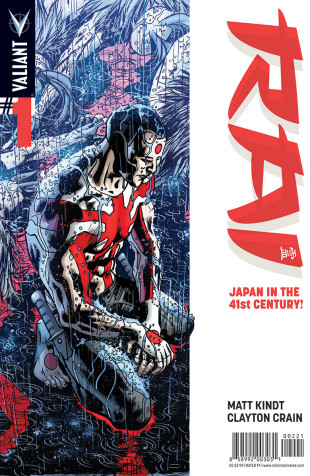 Rai #1 (Cover B - Hitch)