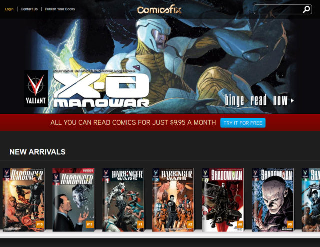 COMICSFIX_VALIANT_screenshot_001