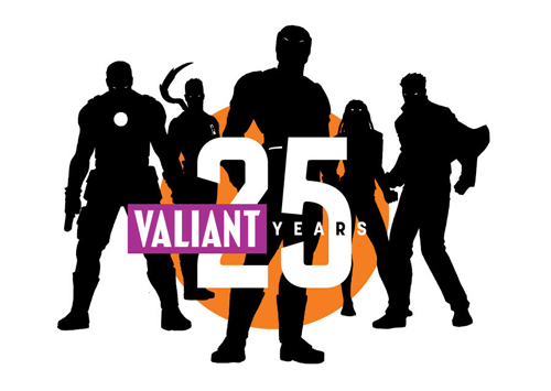 VALIANT_25th-ANNIVERSARY_LOGO