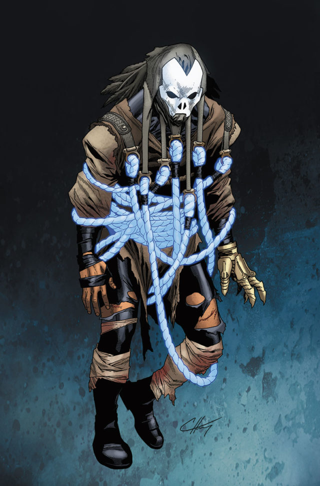 NINJAK_010_DESIGN_SHADOWMAN_Artwork by Clayton Henry