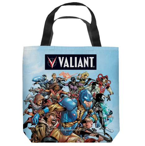 Valiant Tote Bag_ WonderCon 2016