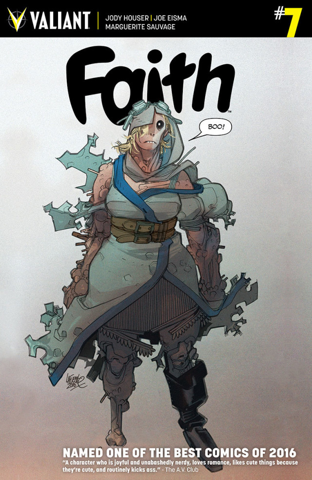 FAITH_007_COVER-B_LAFUENTE